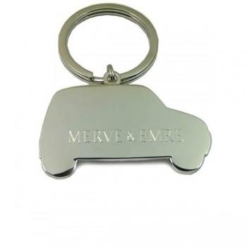 otomobil Model Dizayn Anahtarlık İsim Yazı Yazılır