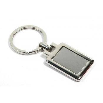 isme özel çelik metal anahtarlık 23