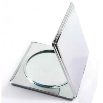 Kişiye Özel Kare Model Metal Ayna