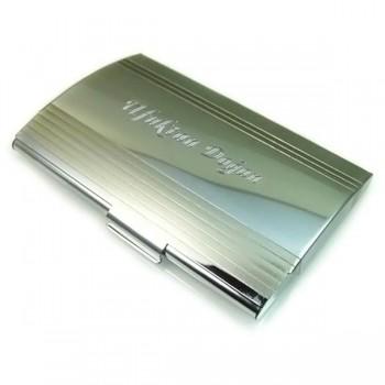 İsme Özel Nikel kaplama metal kartvizitlik *11