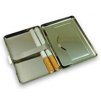 Kişiye Özel Sigara Tabakası Metal Tütünlük *81