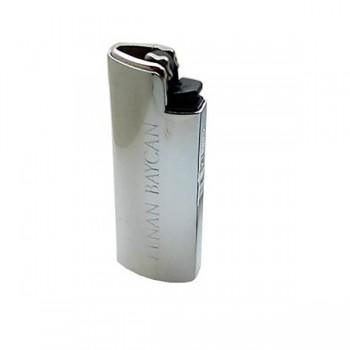 İsme Özel Metal Sigara Tabakası ve Metal Clipper Çakmak