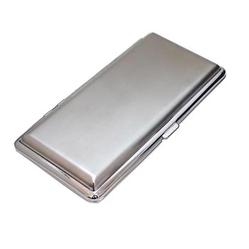 İsim Yazılı Metal Sigara Tabakası ve Clipper Çakmak