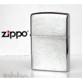 İsme Özel Orjinal Zippo Çakmak Mat Fırça İzli Yüzey