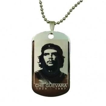 Nikel Kaplama Künye Üzerinde Che Guevara Resmi